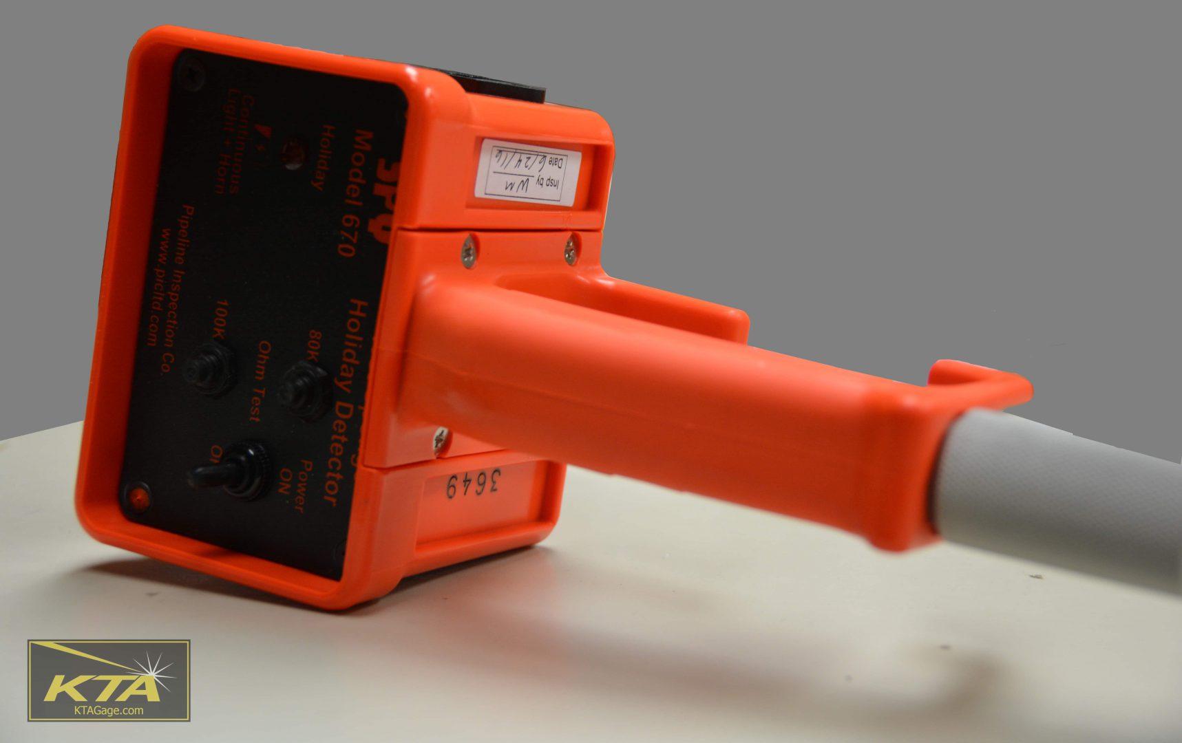 Spy 670 Low Voltage Pinhole Detector