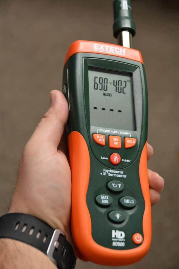Extech Hd500 Psychrometer Get Yours At Kta Gage