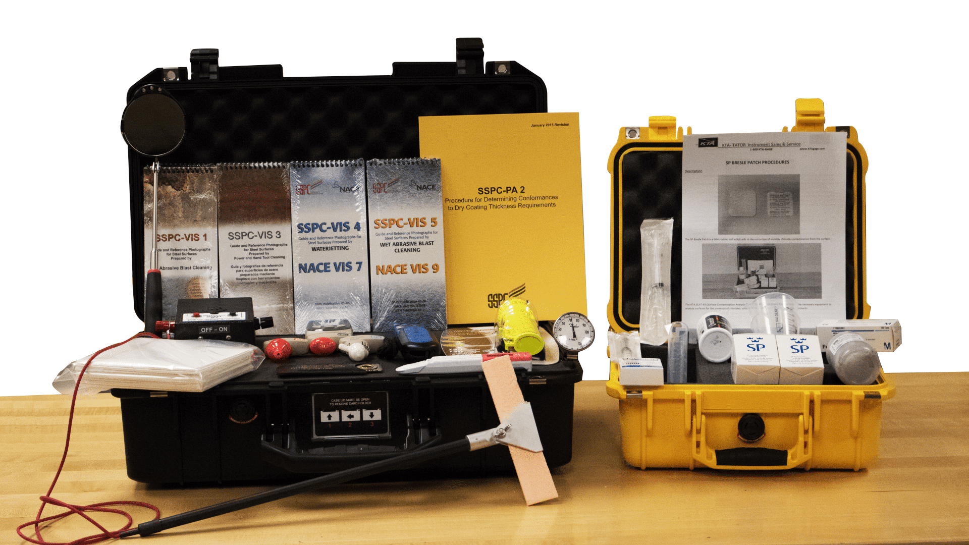 KTA Marine Industry Coatings Inspection Kit