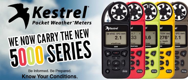 Kestral 5000 series
