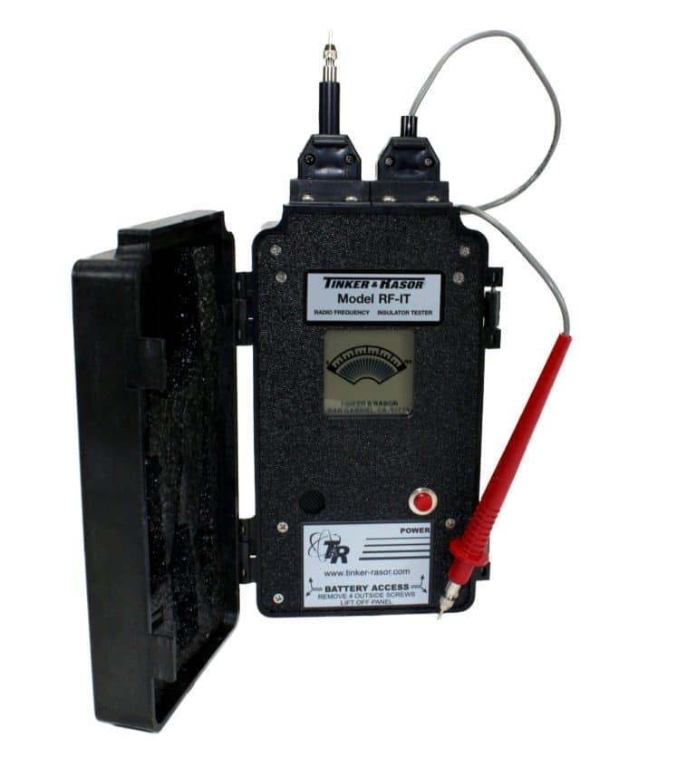 Tinker & Rasor RF-IT Above Ground Insulator Tester