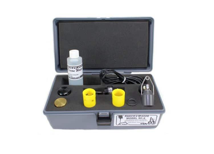 Tinker & Rasor Silver-Silver/Chloride (AgAg/Cl) Reference Electrode Kit