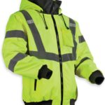 Lift High Visibility Bomber Jacket