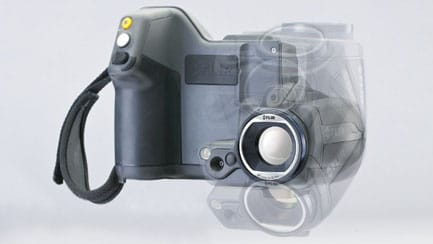 FLIR T420bx Thermal Imaging Camera 1