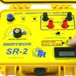 Tinker & Rasor SR-2 Soil Resistivity Meter