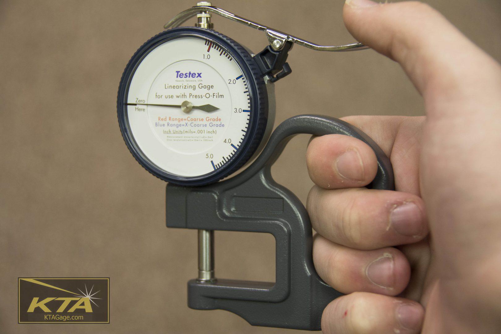 Testex Linearizing Micrometer