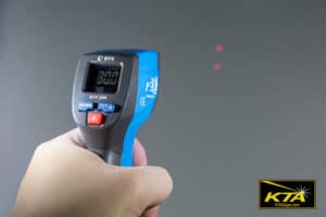 BYK t200 IR Thermometer