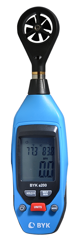 BYK a200 Thermo-Anemometer