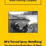 qp-6 thermal spray