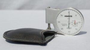 coating thickness dial micrometer