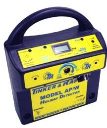 Tinker-Rasor high voltage holiday detector