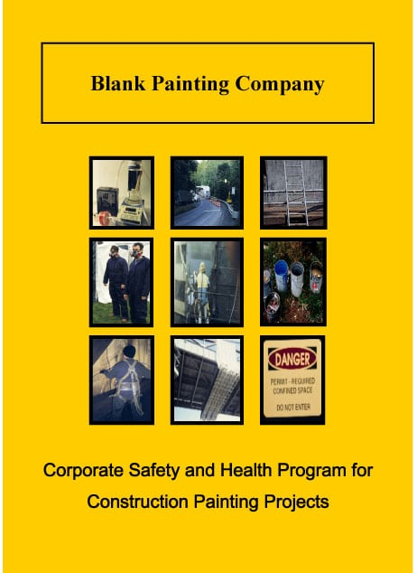 Corporate Worker Safety Health Program