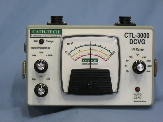 Cath-Tech CTL-3000 Analogue DCVG
