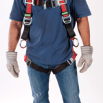 MSA EvoTech Vest Style Full Body Harness