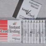 Lead Check Instant Lead Testing Swabs