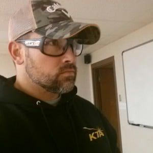Safety Glasses Black