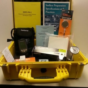 Certified Coatings Inspection Kit