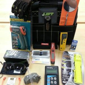 KTA Commercial Inspection Kit