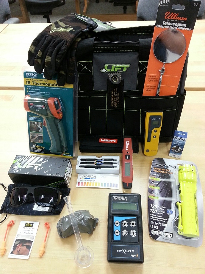KTA Commercial Inspection Kit