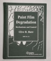 Paint Film Degradation - Mechanisms and Control