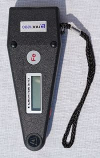 Qnix 1200 Paint Thickness Gauge