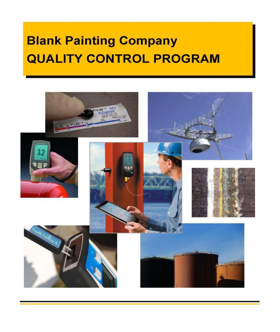 QP-1 Coatings Quality Control Program