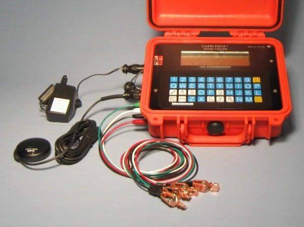Cath-Tech Smart Logger II Dual Input w/ GPS