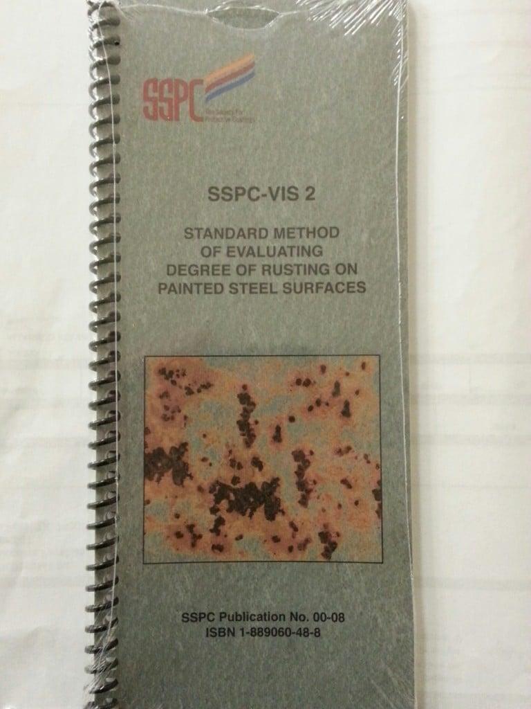 SSPC VIS 2 Guide