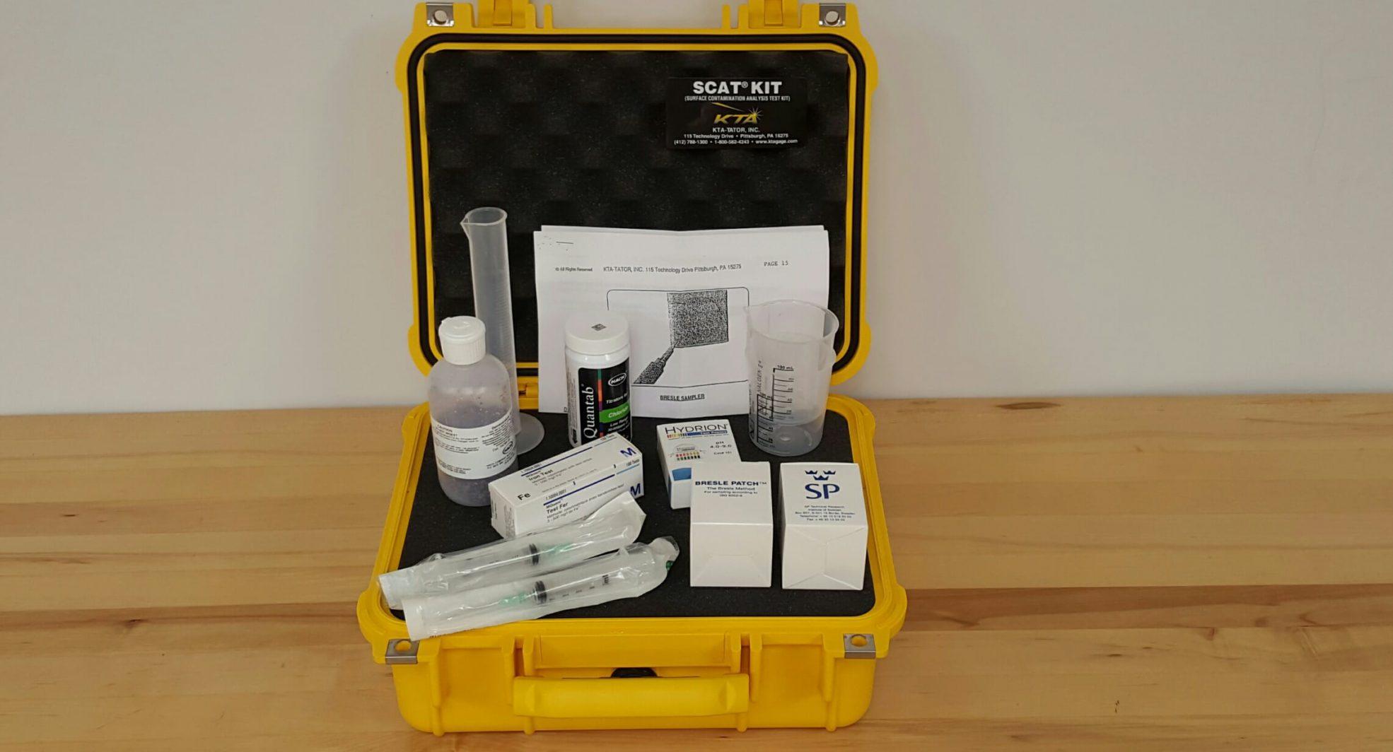 Kta Bresle Scat Kit 1 Get Yours Today At Kta Gage