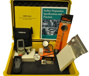 Kta Advanced Coating Inspection Kit From Kta Gage