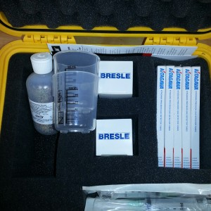 hach chloride test kit instructions